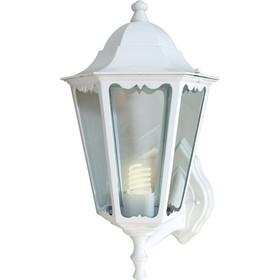 Светильник 6101, 60W, E27, цвет белый