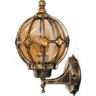 Светильник PL3801, 60W, E27, цвет золото