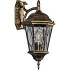 Светильник PL161, 60W, E27, цвет золото