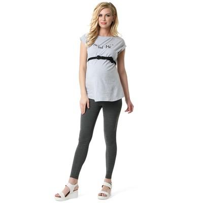 Леггинсы для беременных LEGGY MAMA 01 цвет nero, размер L — купить в ... 2c80ab62417