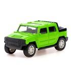Машина металлическая «Пикап», масштаб 1:43, инерция, МИКС - фото 105653985