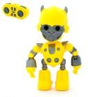 Робот радиоуправляемый, программируемый «Автобот», танцует, двигает руками, световые и звуковые эффекты