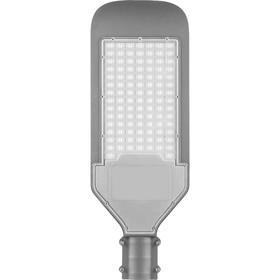 Светильник SP2924, 100W, 6400K, IP65, цвет серый