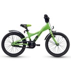 """Велосипед 18"""" SCOOL XXlite, 2018, alloy, цвет зеленый"""