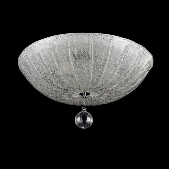 Светильник Sienna 3x60Вт E27 хром 40x40x18см - фото 7932057
