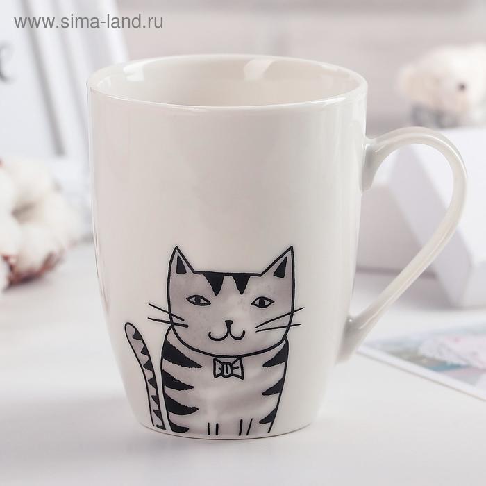 "Mug 350 ml of ""here kitty-Kitty-meow"""