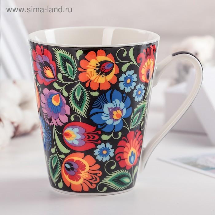 """Mug 310 ml """"Flower bed"""""""