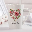 "Mug 380 ml of ""Blossom of love"""