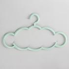 The hanger 42×23.5×1 cm, Cloud, color MIX