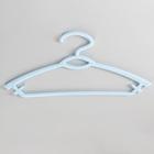 Вешалка-плечики для одежды «Мотив», размер 46-48, цвет МИКС