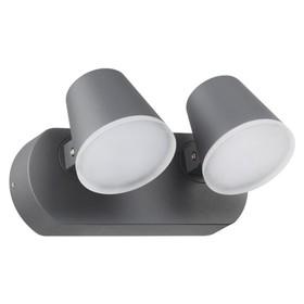 Светильник New Line 20Вт LED серый 25,2x11,5x16,8 см
