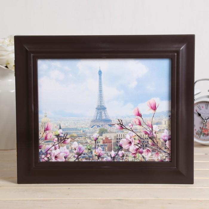 "Ключница ""Париж"" Венге 26х31х4,5 см"
