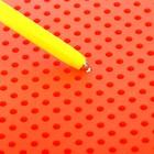 Планшет обучающий «Магнитное рисование», 714 отверстий, цвет красный - фото 976309