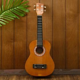 "Гитара-укулеле ""Закат"" 55х20х6 см"