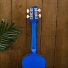 """Гитара-укулеле """"Сияние"""" 55х20х6 см - фото 920248"""