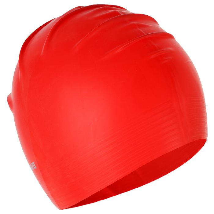 Шапочка латексная SOLID SOFT, M0565 02 0 05W, красный