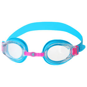 Очки для плавания детские Bubble, M0411 03 0 04W, цвет голубой