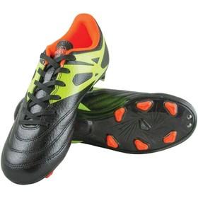 Футбольные бутсы Novus, цвет чёрный, размер 35