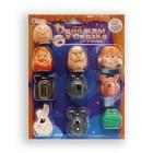 Кукольный пальчиковый театр «Однажды в сказке»