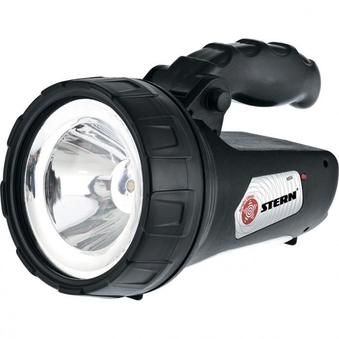 Фонарь поисковый Stern, многофункциональный, аккумуляторный, 1+ 15 LED   90534
