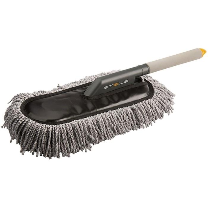 Щетка для удаления пыли STELS, микрофибра    55226