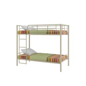 Двухъярусная кровать «Севилья 3», 2080 х 1060 х 1630 мм, цвет бежевый