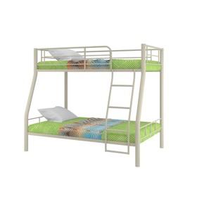 Двухъярусная кровать «Гранада 2», 2080 х 1360 х 1630 мм, цвет бежевый