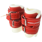 Гравитационные ботинки NEW AGE, цвет красный