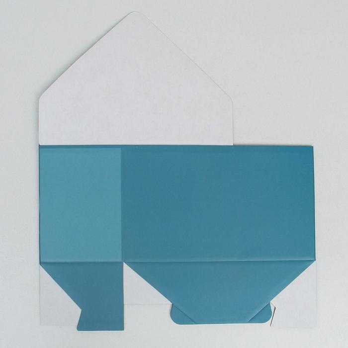 Коробка-письмо «Цветочное счастье», 25 × 33 × 10 см