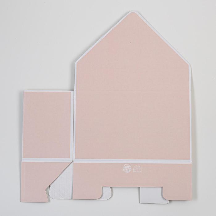 Коробка-письмо «Нежность», 25 × 33 × 10 см
