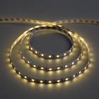 Led ribbon SMD5050 5 m. IP20 60LED, 14,4 W/meter, 12-15 Lm/1 LED, 24V DC,WARM WHITE
