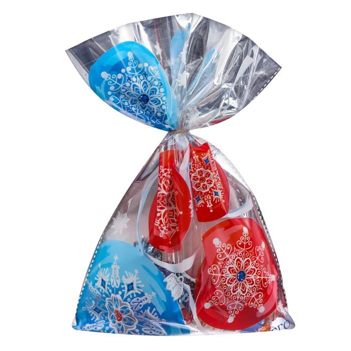Пакет подарочный пластиковый «Хорошего настроения», 20 × 30 см