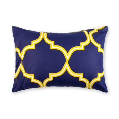 "Pillow case ""Ethel"" a Night in Morocco 100% cotton, poplin, 125g/m2"