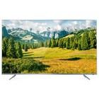 "Телевизор LED TCL 65"" L65P6US Metal UHD/60Hz/DVB-T2/DVB-C/DVB-S2/USB/WiFi/SmartTV серебистый   38910"