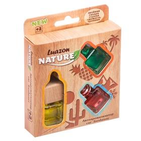 Набор ароматизаторов в авто: сахара, горная свежесть, тропики