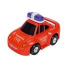 """Игрушка """"Машинка службы спасения"""", красная, 12 см"""