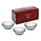 """Набор салатников Isfahan Glass """"Ягаут"""", 6 шт, в подарочной упаковке"""