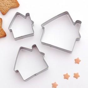 {{photo.Alt || photo.Description || 'Набор форм для вырезания печенья «Дом», 3 шт'}}