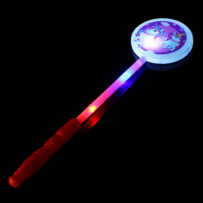 Палочка световая «Единорог», цвета МИКС