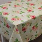 Клеенка Sale & Pepe 140 см, 864/1 Чайная роза