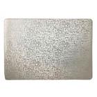 Салфетка Абстракция серебро, 30х40 см