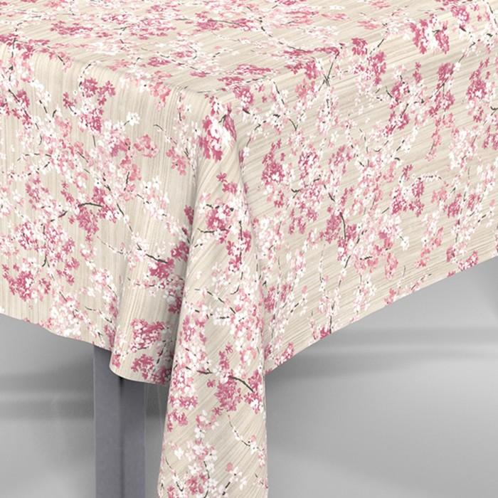 Скатерть Loneta «Амарена», розовая, 30622/3201, 140х120 см