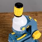 """Микроскоп """"Наука"""", кратность увеличения 1200х, 400х, 100х, с подсветкой - фото 106523682"""