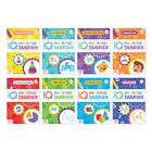 Книги набор «Мои первые IQ задачки», 8 шт. по 20 стр. - фото 973111