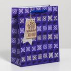 Пакет ламинированный вертикальный «Волшебной мечты», 12 × 15 × 5,5 см