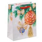 Пакет ламинированный вертикальный «Волшебных мгновений», 12 × 15 × 5,5 см