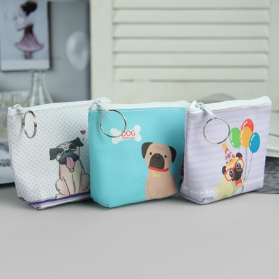 "Wallet children's ""Best friend"", Department zip, MIX"