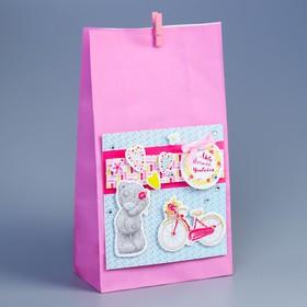 Пакет подарочный «Люби! Мечтай! Улыбайся!», набор для создания, Me to You