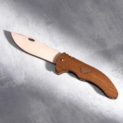 """Сувенирное оружие """"Нож складной"""", 11,5х20 см"""