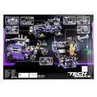 Конструктор техникс «Экстремальный вездеход», 2 варианта сборки, 2382 детали - фото 105631550